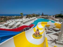 Hotel near Cypr