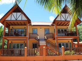 Hotel photo: Green Blue Beach House