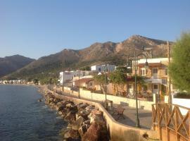 Hotel near Tilos