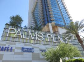A picture of the hotel: Palms Place Suite with Strip View