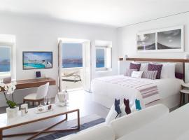 Hotel photo: Grace Hotel Santorini, Auberge Resorts Collection
