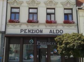 Hotel photo: Penzion Aldo