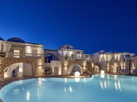 Hotel photo: Orabel Suites Santorini