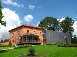 Hotel near Marijampolė