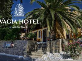 Hotel Photo: Vagia Hotel