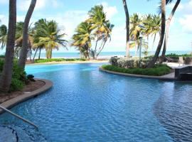 Hotel photo: One-bedroom Oceanfront Villa at Rio Mar
