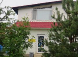 Hotel near Pokrovka