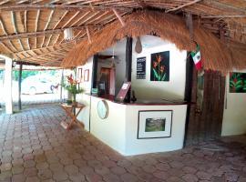 Hotel photo: Hotel Cabañas Safari