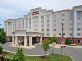 Hotel photo: Hampton Inn & Suites Durham North I-85