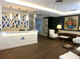 Hotel near Вальядолід
