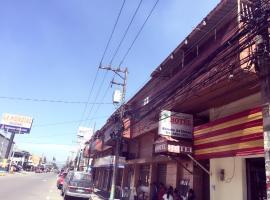Hotel near פוארטו קורטס
