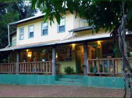 A picture of the hotel: Pousada Verde Folhas