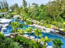 Hotel photo: Novotel Phuket Karon Beach Resort And Spa
