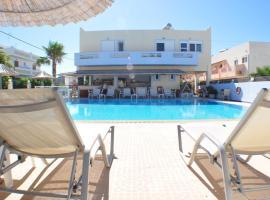 Hotel photo: Zouboulia Apartments