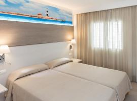 Hotel photo: Apartamentos Art