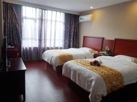 Hotel Foto: GreenTree Inn Wulanchabu city Jining Futai Yuyuan Fasthotel