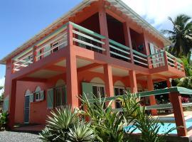 Hotel near Dominica