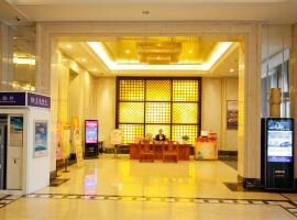 A picture of the hotel: GreenTree Eastern Anhui Huainan Guangchang Road Hotel