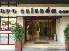Hotel foto: Hotel Faro Salazón