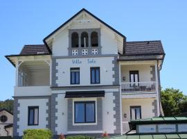 Hotel photo: Seeappartements Villa Sole
