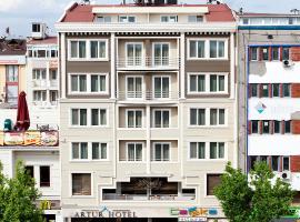 Hotelfotos: Artur Hotel