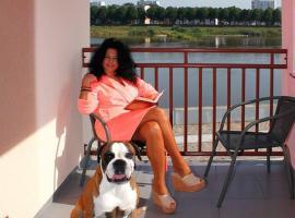 Hotel photo: Pension Oderblick