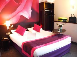 Hotel near Анже