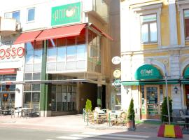 A picture of the hotel: Torget Aparthotel