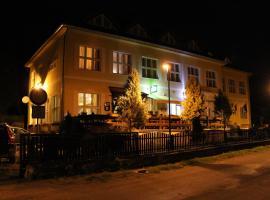 Hotel photo: Hotel Obecná Škola