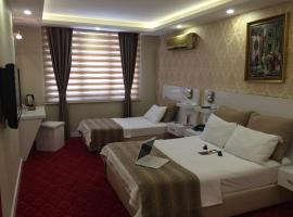 Hotel photo: Cavusoglu Oteli