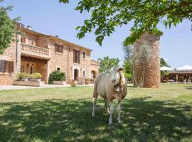 होटल की एक तस्वीर: Agroturismo Es Quatre Cantons