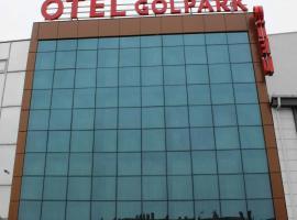 מלון צילום: Otel Golpark