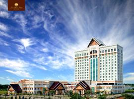 A picture of the hotel: Don Chan Palace, Hotel & Convention