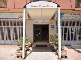 Hotel Photo: Hostal Residencia Europa Punico