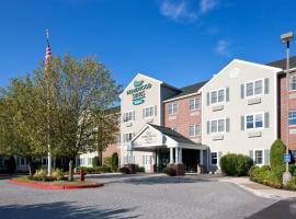 Hotel photo: Homewood Suites by Hilton Boston/Andover