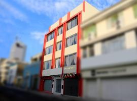 Hotel near Piura