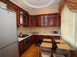 Hotel Photo: Apartment on Talbukhina