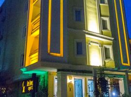 A picture of the hotel: Sari Konak Apart Hotel