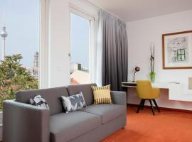 A picture of the hotel: art'otel berlin mitte