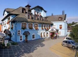 Hotel near Tšekki