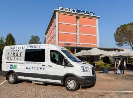 Ξενοδοχείο φωτογραφία: First Hotel Malpensa