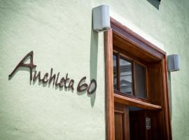 A picture of the hotel: Anchieta 60