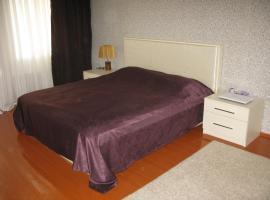 Hotel near Xaçmaz