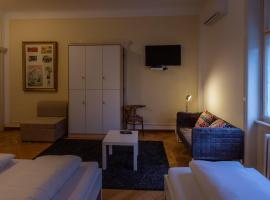 Hotel near Croazia