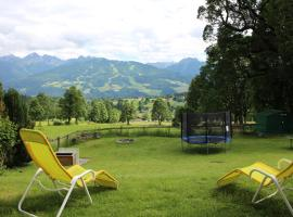 Hotel photo: Pension Hofweyer