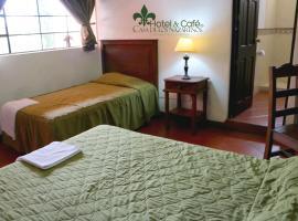 Hình ảnh khách sạn: Hotel Casa de los Nazarenos