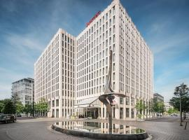 A picture of the hotel: Berlin Marriott Hotel