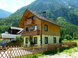 Hotel photo: Ferienhaus Salzberg