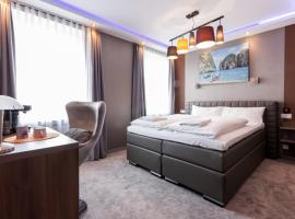 Hotel photo: Stay-Inn Bielefeld City