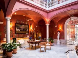 Hotel photo: Casa Palacio Conde de la Corte